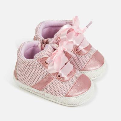 Παπούτσια αθλητικά Νεογέννητο κορίτσι
