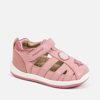 Σανδάλια λεπτομέρειες baby κορίτσι - First Steps
