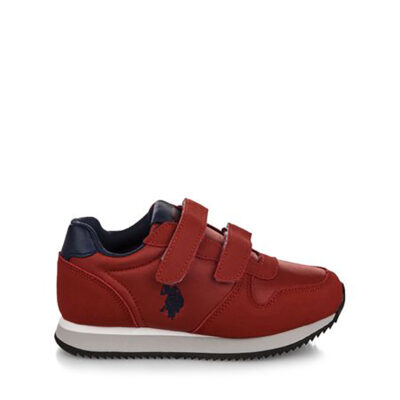 ΠΑΙΔΙΚΑ SNEAKERS U.S. POLO RED