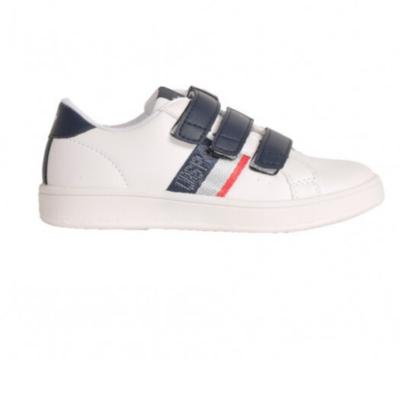 US POLO Alex White Λευκό Sneaker
