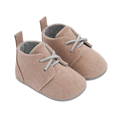 Παπούτσια αμπιγιέ Νεογέννητο αγόρι
