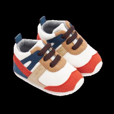 Παπούτσια σπορ πολύχρωμα Νεογέννητο αγόρι