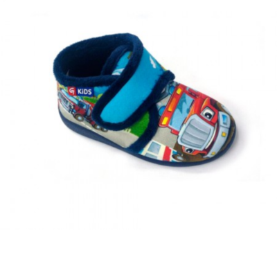 Παντοφλάκια Childrenland Μπλε