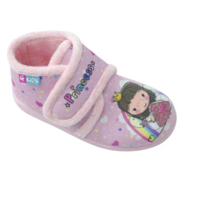 Παντοφλάκια Childrenland ΡΟΖ Princess
