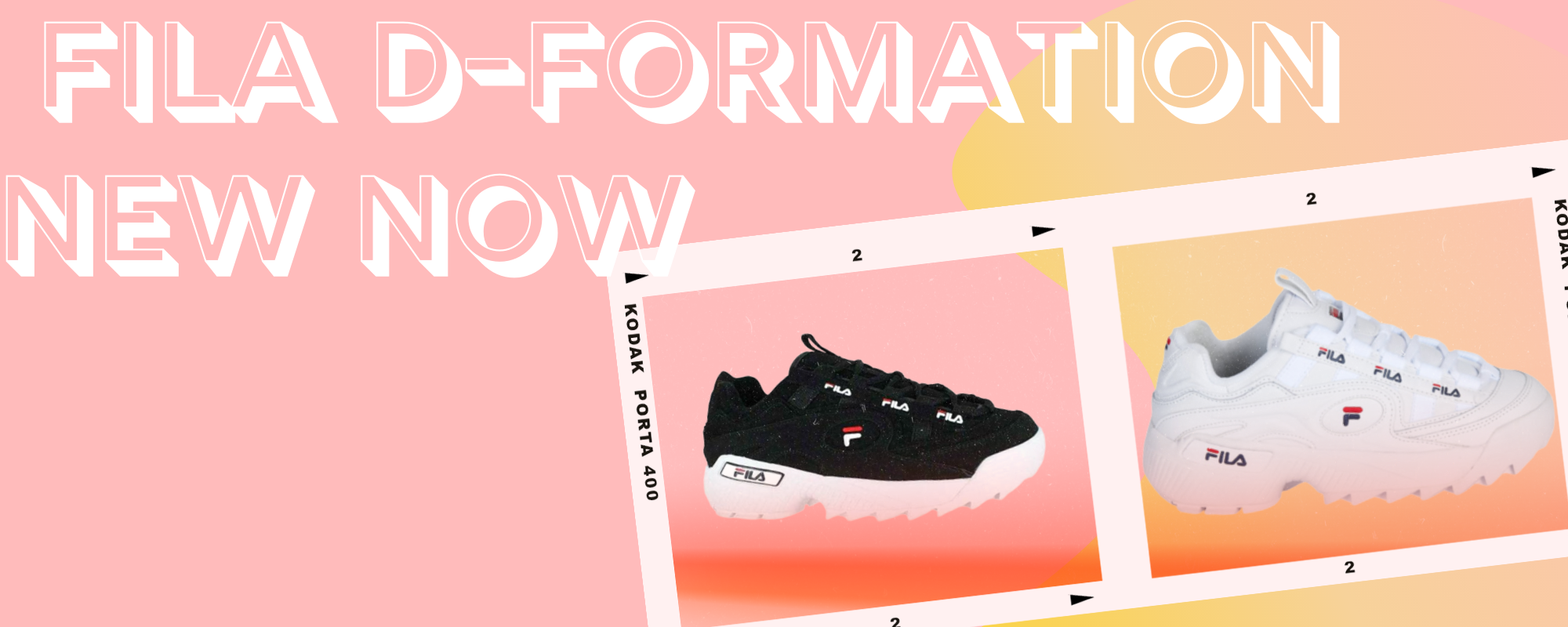 FILA D-FORMATION new now